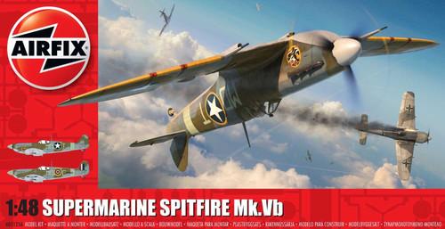 1/48 Supermarine Spitfire Mk.VB 05125A