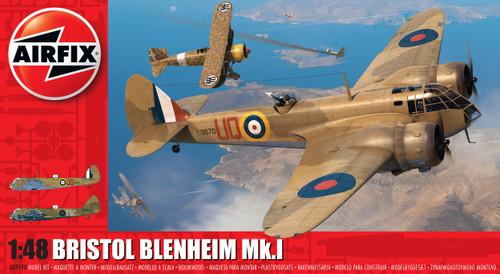 1/48 Bristol Blenheim Mk.I 09190