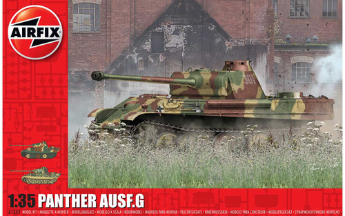 1/35 Panther Ausf G. 1352