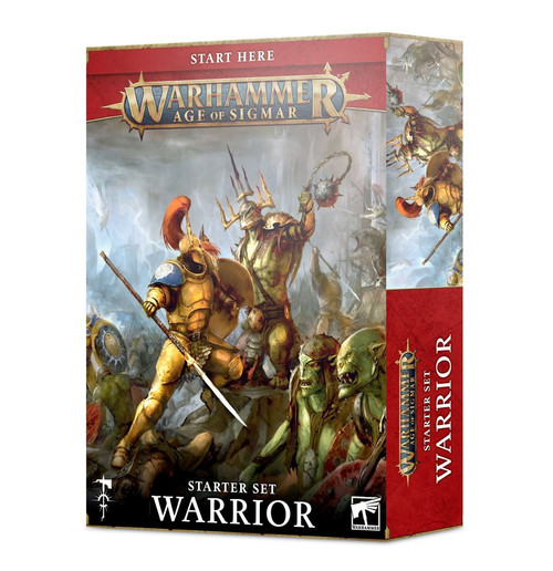 Age of Sigmar Warrior Starter Set 80-15