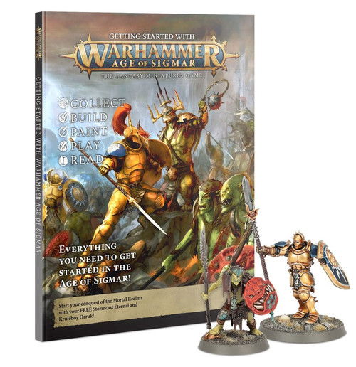 Getting Started with Age of Sigmar 80-16