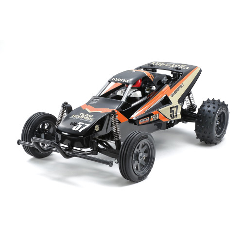 1/10 The Grasshopper II Black Edition 2WD RC Buggy Kit 47471