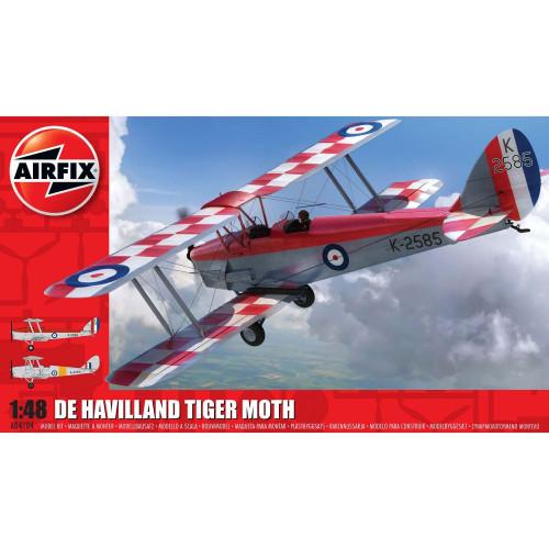 1/48 De Havilland DH82A Tiger Moth 04104