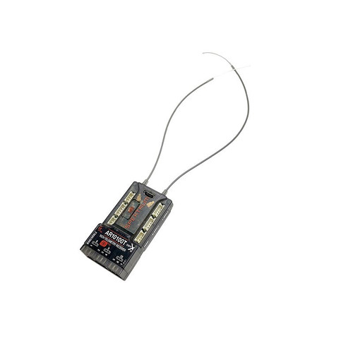10 Channel Air Receiver with Telemetry SPMAR10100T