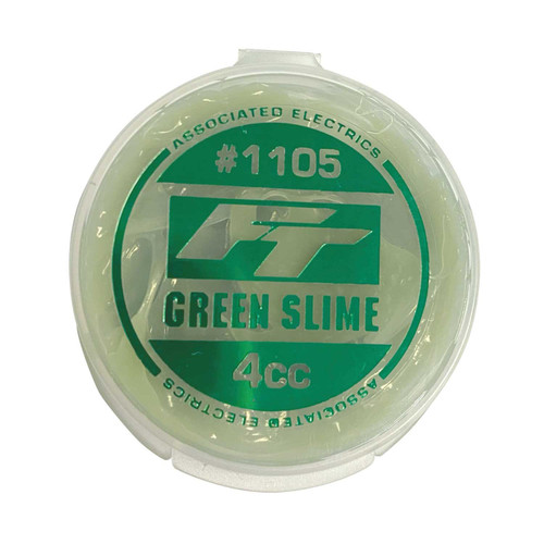 Green Slime Shock Lube