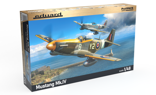 1/48 Mustang Mk. IV 82104