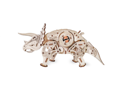 Triceratops Wooden Model 00057