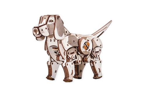 Puppy Wooden Model 00073