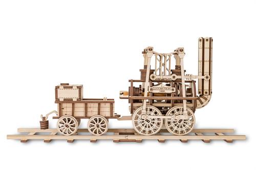 Locomotion Wooden Model 00042