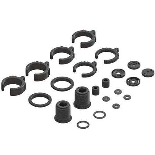 Arrma Composite Shock Parts/ORing Set (2), AR330451