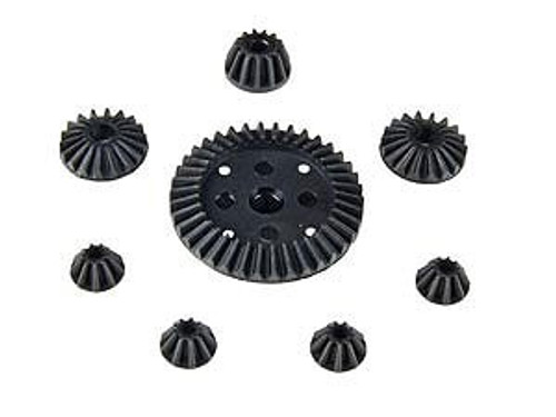 Haiboxing Diff Gears and Pinion Set