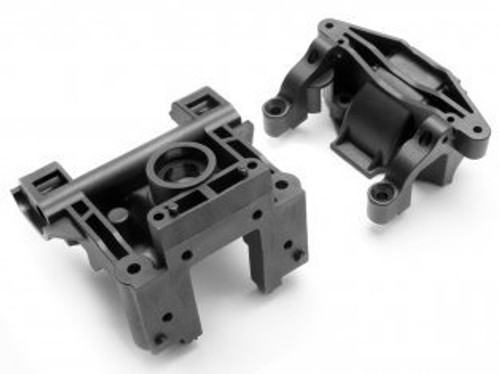 HPI Gear Box/Bulkhead Set