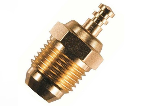 O.S. Speed P3 Glow Plug (Ultrahot) Gold