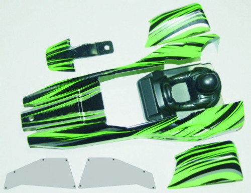 Body Assembly Green