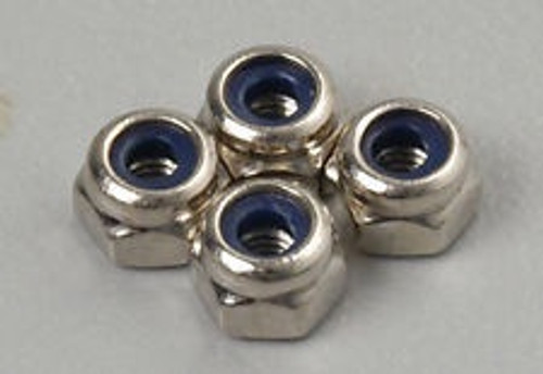 Lock Nut M2.6 Silver HPI-Z661