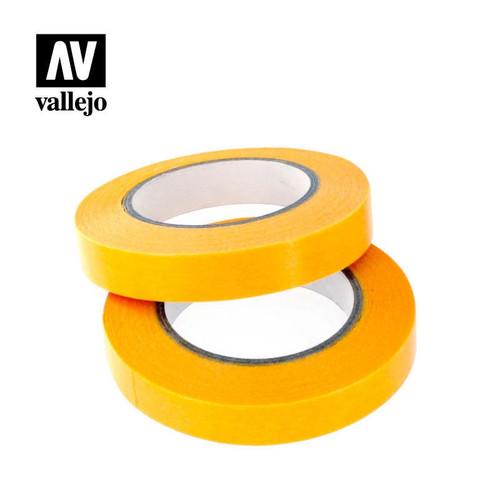 Masking Tape 10mmx18m (Twin Pack) AVT07006