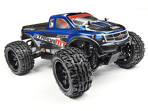1/10 Strada MT 4WD Brushed Electric Monster Truck RTR MV12615