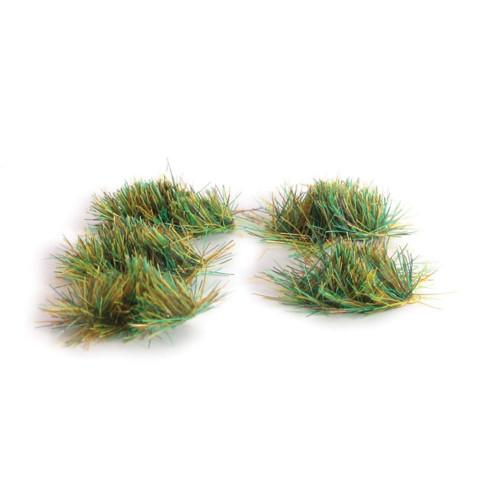 4mm Self-Adhesive Summer Grass Tufts (100) PSG50
