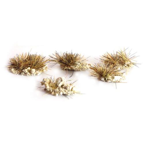 4mm Self-Adhesive Sandy Grass Tufts (100) PSG52