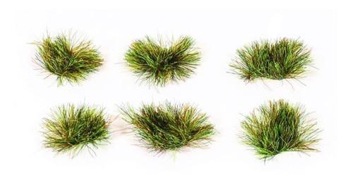 6mm Self-Adhesive Autumn Grass Tufts (100) PSG66