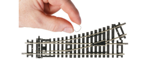DCC Electric Point Clips OO Gauge (20pk) R8232