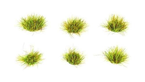 6mm Self-Adhesive Spring Grass Tufts (100) PSG64