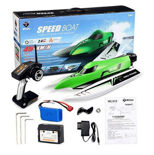 F1 Tunnel Hull RC Boat RTR Includes Charger JK-B005