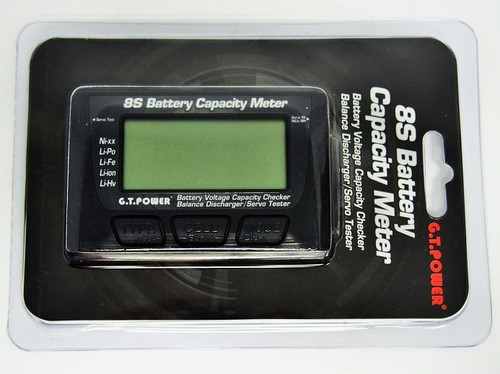 Battery Meter/Balancer/Servo Tester