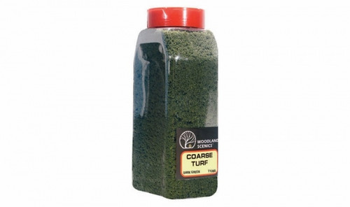 Coarse Turf Dark Green Shaker T1365