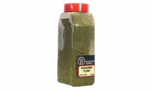 Coarse Turf Light Green Shaker T1363