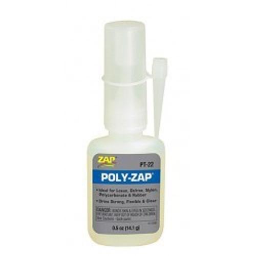 Adhesive Poly Zap PT22