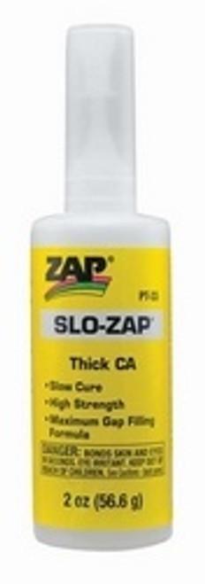 Adhesive Slo Zap CA- 2oz PT33