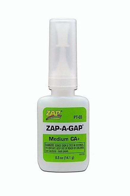 ZAP CA 1/2oz Green PT03