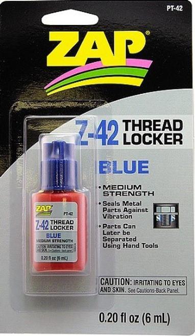 Zap Threadlocker Blue PT42