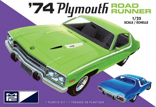 '74 Plymouth Road Runner 1/25 MPC920