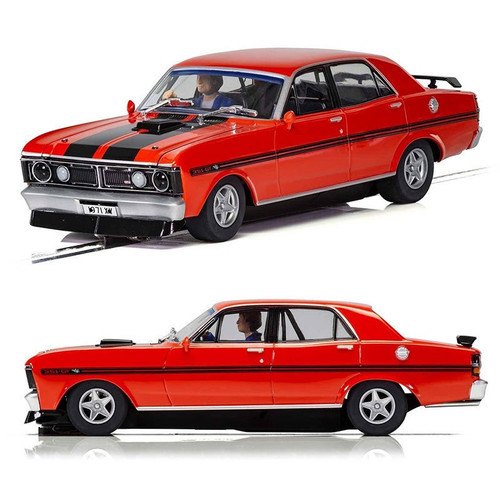 Ford XY Falcon  Road Car Candy Apple Red C3937