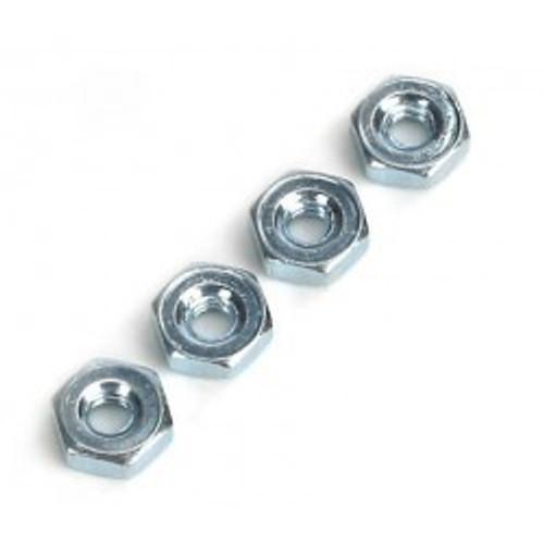4-40 Steel Hex Nuts DUBRO561