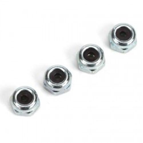 Nylon Insert Lock Nuts 2-56 DUBRO168