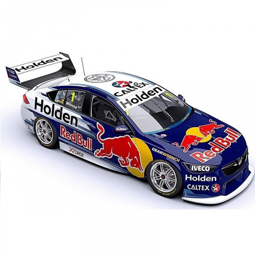 Jamie Whincup's 2018 Red Bull Holden Racing Team Holden ZB Commodore 1/43 101-22