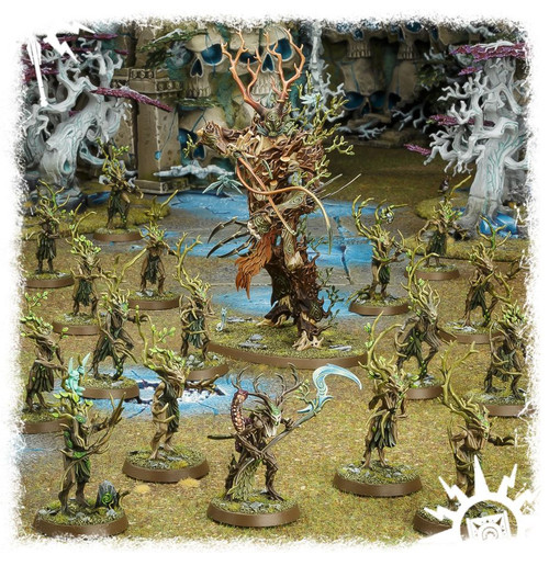 Age of Sigmar Start Collecting! Sylvaneth 70-92