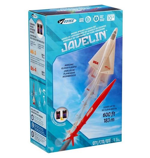 Javelin Rocket and Glider Launch Set EST-1436