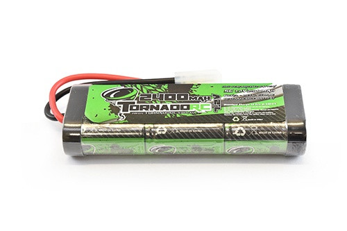 2400MAh Battery with Tamiya Connector TRC-2400