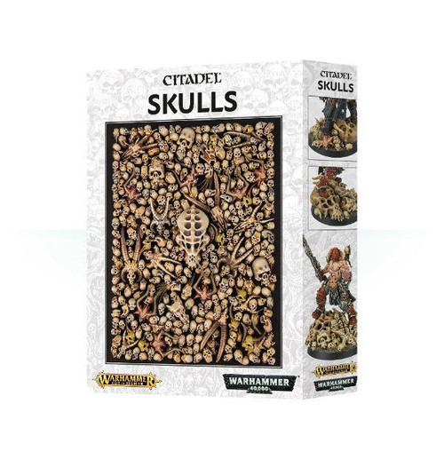 Skulls (Pack of 340) 64-29