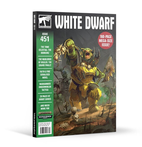 White Dwarf Issue 451