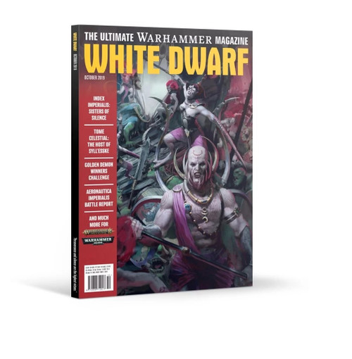 White Dwarf October 2019