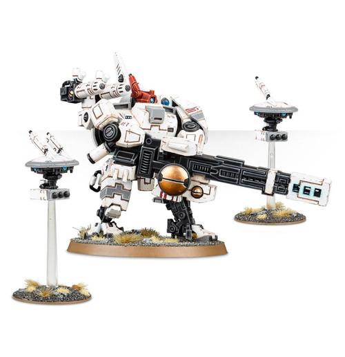 Tau Empire XV88 Broadside Battlesuit 56-15