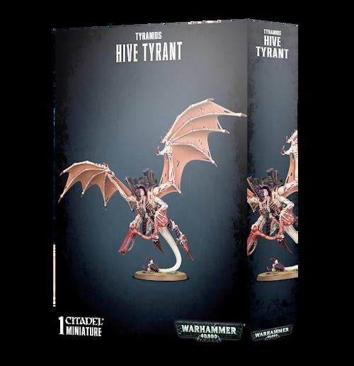 Tyranids Hive Tyrant/The Swarmlord 51-08