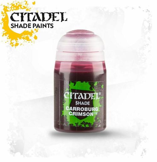 Shade: Carroburg Crimson 24ml 24-13