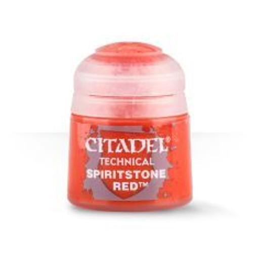 Technical: Spiritstone Red 12ml 27-12