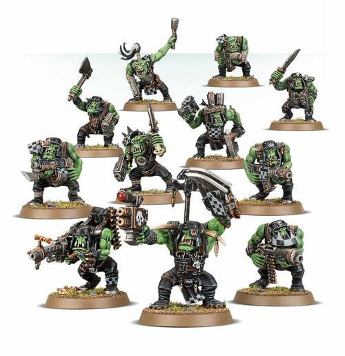 Ork Boyz 50-10
